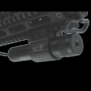 """Aimshot KT81067Green Laser 532nm Intensity 2.25""""@100yd 12ft V/H@100yd"""