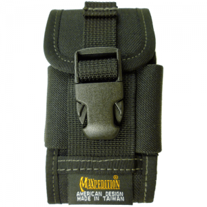 Clip-On PDA/Phone Holster Color: Black