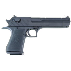 "Magnum Research Desert Eagle .44 Remington Magnum 8+1 6"" Pistol in Carbon Steel (Mark XIX *CA Compliant*) - DE44CABB"