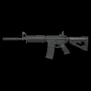 """Colt LT6720 .223 Remington/5.56 NATO 30-Round 16.5"""" Semi-Automatic Rifle in Black - LT6720-R"""