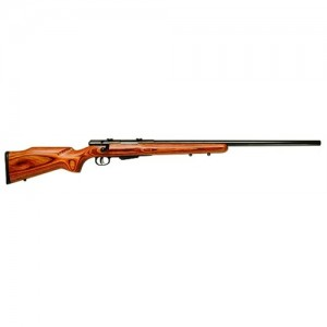 "Savage Arms 25 Lightweight Varminter .223 Remington 4-Round 24"" Bolt Action Rifle in Blued - 18526"