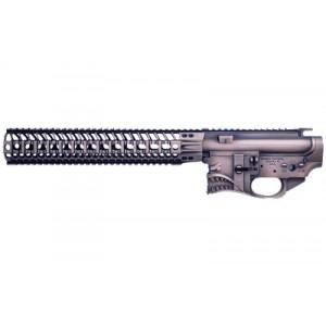 "Spike's Tactical Hellbreaker Lower/upper Set, 223 Rem/556nato, Sandbox Finish, 12"" Bar Rail Sts2500"