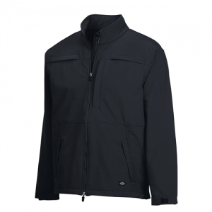 Dickies Tactical Softshell Men's Full Zip Jacket in Midnight Blue - 2X-Large