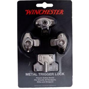 Winchester 3 Keyed Alike Trigger Locks 363028