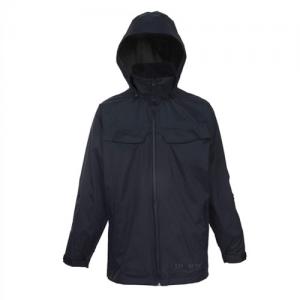 Tru Spec H2O Proof All Season Parka Men's Full Zip Coat in Black - X-Large