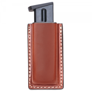 Aker Leather 514 SMP Magazine Pouch Magazine Pouch in Tan - A514-TP-2