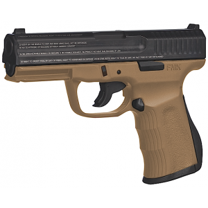 "FMK 9C1 9mm 10+1 4"" Pistol in Polymer (Gen 2 *State Compliant*) - G9C1G2DECAMA"