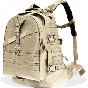 Maxpedition Vulture-II Waterproof Backpack in Khaki 1050D Nylon - 0514K