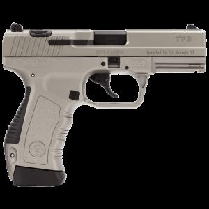 """Century Arms TP-9 9mm 18+1 4"""" Pistol in Titanium - HG2846TN"""