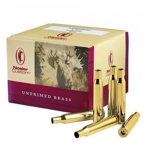 Nosler Custom Unprimed Brass For 243 Winchester 10105