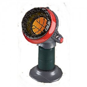 Mr. Heater Little Buddy Base Camp Compact Heater MH4B
