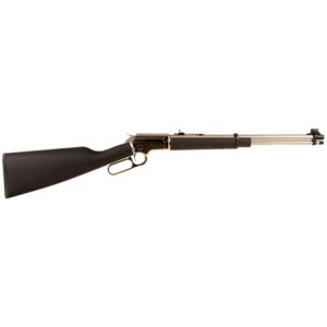 "Chiappa Kodiak Cub Take-Down .22 Long Rifle 15-Round 18.5"" Lever Action Rifle in Chrome Matte - 920375"