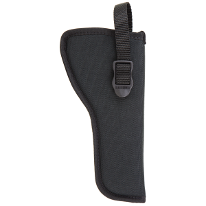 "Blackhawk Hip Right-Hand IWB Holster for Medium/Large Double Action Revolver in Black (7"" - 8"") - 73NH10BKR"