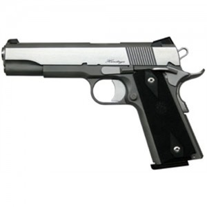 """Dan Wesson .45 ACP 8+1 5"""" Pistol in Stainless (RZ-45 Heritage) - 01981"""