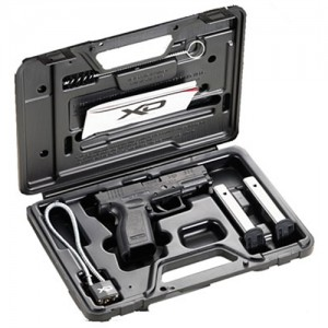 "Springfield XD .40 S&W 12+1 4"" Pistol in Black (Essential Package) - XD9102HC"