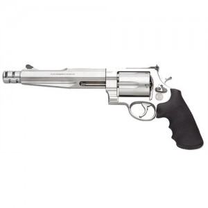 """Smith & Wesson 500 .500 S&W 5-Shot 7.5"""" Revolver in Satin Stainless (Performance Center) - 170299"""