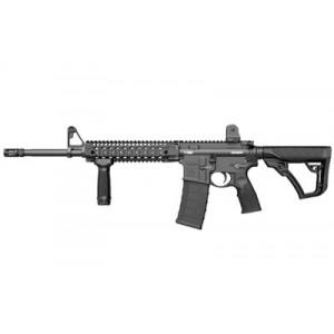 """Daniel Defense DDM4 V3 .223 Remington/5.56 NATO 30-Round 16"""" Semi-Automatic Rifle in Black - 02-108-15174"""