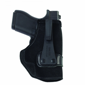"""Galco International Tuck-N-Go Left-Hand IWB Holster for Charter Arms Undercover in Black (2"""") - TUC159B"""
