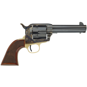 "Taylors & Co 1873 .357 Remington Magnum 6-Shot 4.8"" Revolver in Blued (Ranch Hand) - 555134"