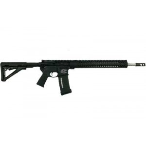 "Colt CRP-18 Pro .223 Remington/5.56 NATO 30-Round 18"" Semi-Automatic Rifle in Black - CRP18"