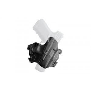 Desantis Gunhide 86 Mini Slide Right-Hand Belt Holster for Beretta Px4 Storm in Black Leather -