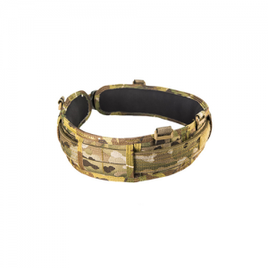 Slim Grip Padded Belt Slotted Color: MultiCam Size: Small