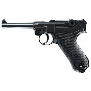 RWS 2251800 Luger P08 Air Pistol Semi-Auto .177 BB