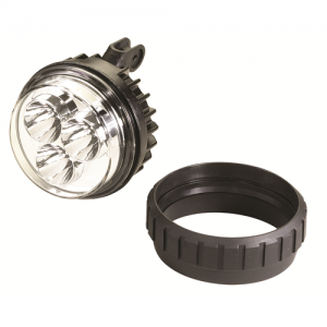 Head Upgrade Kit Flashlight Color: Black Flashlight Model: E-Spot
