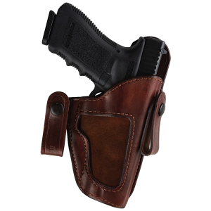 """Bianchi 23870 For Glock 19/23 Up to 1.75"""" Russet Suede - 23870"""