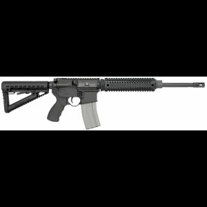 "Rock River Arms LAR-15 Delta Mid-Length AR-15 .223 Remington/5.56 NATO 30-Round 16"" Semi-Automatic Rifle in Black - AR1415"