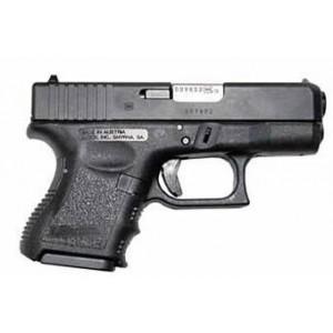"""Glock 26 9mm 10+1 3.46"""" Pistol in Gas Nitride (Gen 3) - UI2650201"""