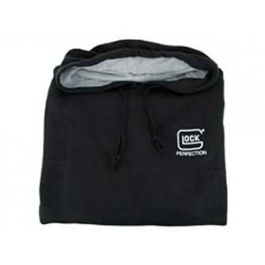Glock Logo Men's Pullover Hoodie in Black - X-Large