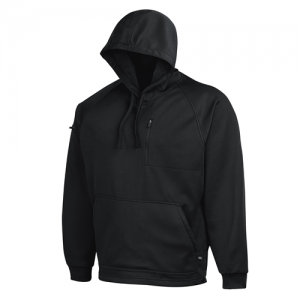 Dickies Tactical Fleece Men's Pullover Hoodie in Black - Medium