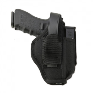 Uncle Mike's - Sidekick Ambidextrous Hip Holsters Gun Fit: 3  Smith & Wesson Governor - MO70450