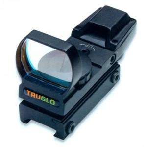 Truglo Red Dot 1x34mm Sight in Black - TG8360B