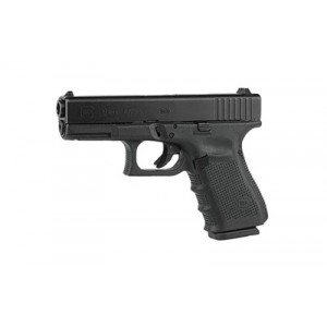 """Glock 19 9mm 15+1 4.02"""" Pistol in Matte (Gen 4) - PR1950103"""