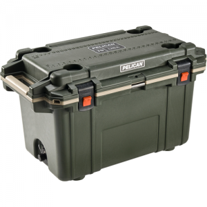IM 70QT Elite Cooler OD Green/Tan