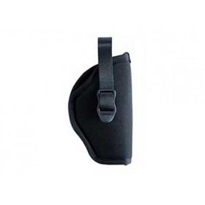 Blackhawk Hip Left-Hand Belt Holster for Small Autos in Black - 73NH05BK-L