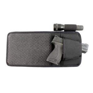 Desantis Gunhide Bedside Matters Ambidextrous-Hand Bag Holster for Most Handguns in Black - M68BJZZZ0