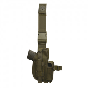 5ive Star - DLN-5S Tactical Drop Leg Holster Color: OD Green Hand: Right - 5533000