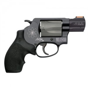 "Smith & Wesson 360 .357 Remington Magnum 5-Shot 1.87"" Revolver in Blued (Personal Defense) - 163064"