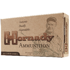 Hornady 6.5X55 Swede Boat Tail Hollow Point, 140 Grain (20 Rounds) - 85508