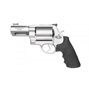 "Smith & Wesson 500 .500 S&W 5-Shot 3.5"" Revolver in Stainless (Performance Center) - 11623"