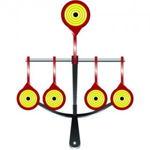 Do All Outdoors Sharpshooter Target .22 Caliber SS7022