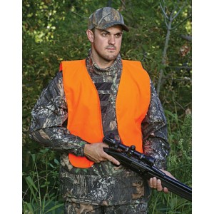 Allen Company Hunting Vest in Orange - Adult