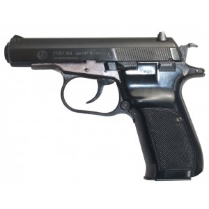 """Pre-Owned CZ - Imported by LSY Defense 83 .380 ACP 12+1 3.82"""" Pistol in Black - CZ83-380-BC-PO"""