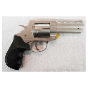 "EAA Windicator .357 Remington Magnum 6-Shot 4"" Revolver in Nickel - 770128"