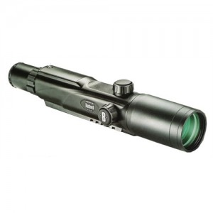 Bushnell Yardage Pro Laser Rangefinder Riflescope 4-12x Scope Rangefinder in Black - 204124