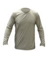 Tru Spec Gen-III ECWCS Level-1 Top Men's Compression Shirt in Black - X-Large