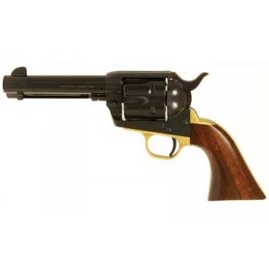 """Cimarron Big Iron .357 Remington Magnum 6-Shot 4.75"""" Revolver in Black - PP440"""